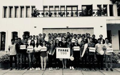 """Justice League"" & Concourse Global Save Nepali Students' Future"